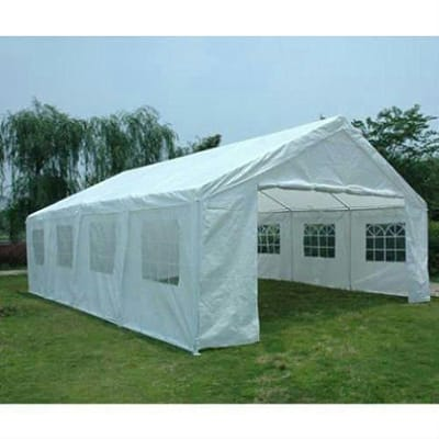 1. Peaktop Party Wedding Tent Canopy Gazebo Shelter Pavilion Heavy-Duty Tent, Multiple Choices