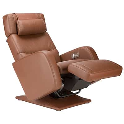 Human Touch Perfect Chair Zero Gravity 100% Leather PRO Recliner