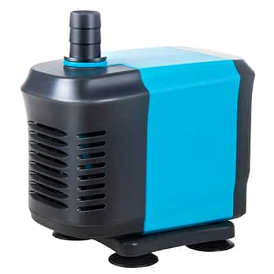 4. KEDSUM Submersible Pump 2500L/H, 40W 550GPH