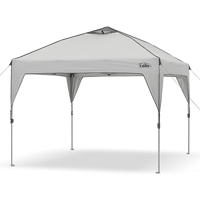 7. CORE Equipment Instant Shelter Pop-Up Canopy Tent