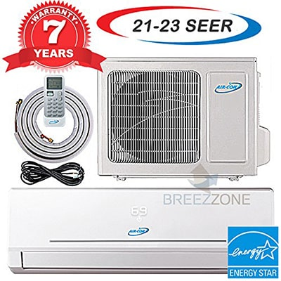 7. Air-Con Mini Split Air Conditioner