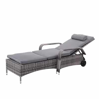 Awesome Top 10 Best Patio Chaise Lounge Chairs In 2019 Reviews Inzonedesignstudio Interior Chair Design Inzonedesignstudiocom