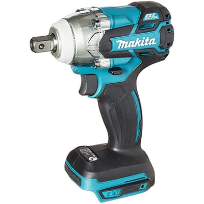 4. Makita XWT11Z LXT Lithium-Ion Brushless Cordless,18 Volts 3-Speed 1/2