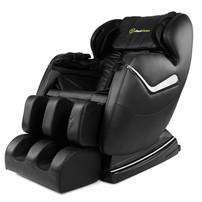 2. Real Relax Massage Chair Recliner Zero Gravity, Armrest linkage system