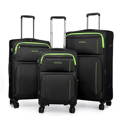 10. Windtook Luggage Set Spinner