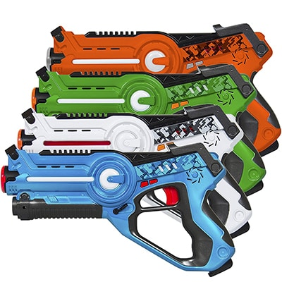 2. Best Choice Products Laser Tag Set Gun