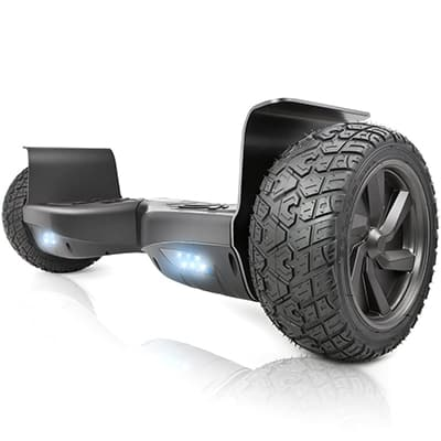 3. XtremepowerUS 8.5-inch Off Road Hoverboard