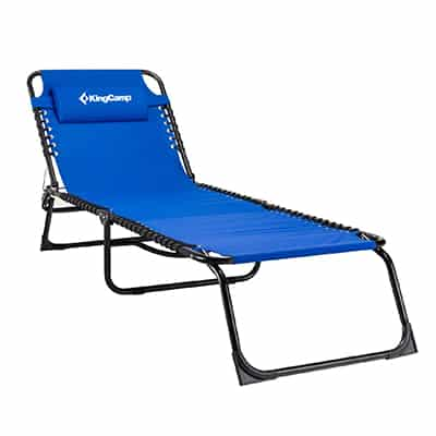 5. KingCamp Patio Lounge Chair