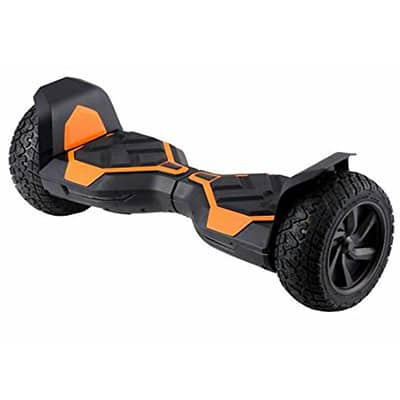 5. WorryFree Gadgets Off-road Smart Self balancing Scooter, Dual Motors