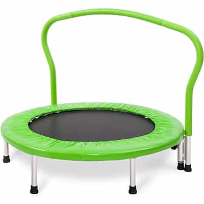 9. Merax 36-Inches Kids Exercise Trampoline