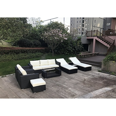 Do4U Patio Chaise Lounge Chair