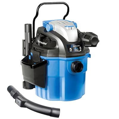 10. Vacmaster 5-Gallon Vacuum Cleaner