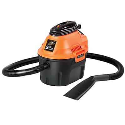 8. Armor All 2.5-Gallon Wet Dry Vacuum