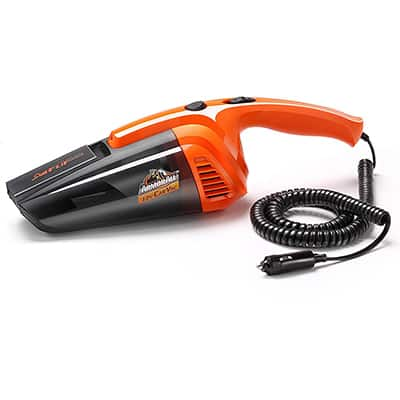 5. Armor All AA12V1 Car Vacuum Cleaner