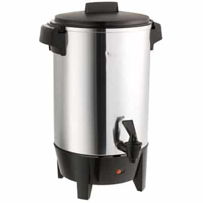 7. West Bend 58030 Coffee Percolator