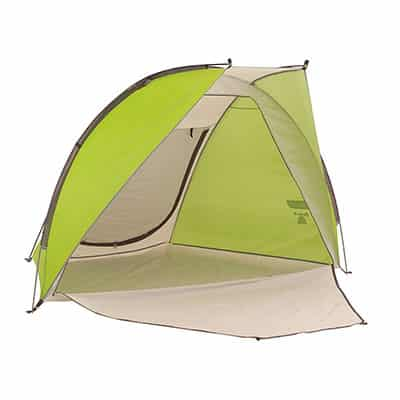 10. Coleman Day Tripper Beach Tents