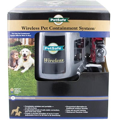9. Pet Safe PIF-300 Wireless Containment System