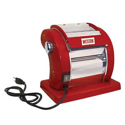 9. Weston Electric Pasta Maker Machine