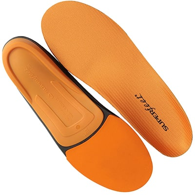 5. Superfeet Orange Premium Insole