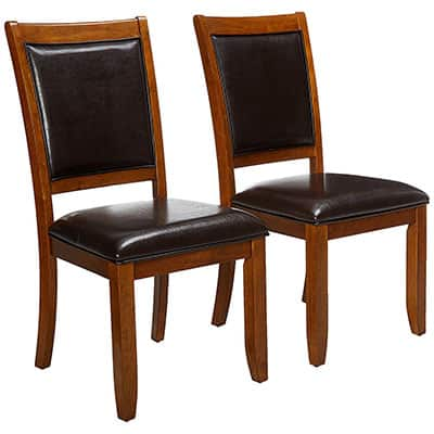 2. Coaster Home Furnishings Dining Chairs