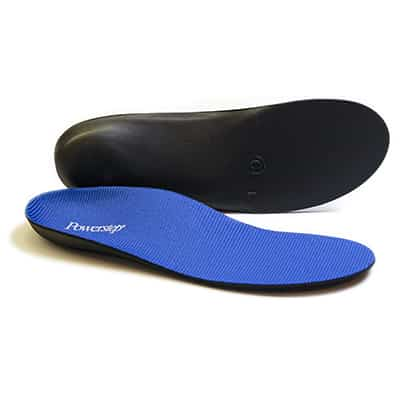 1. Powerstep Original Orthotic Shoe Insoles