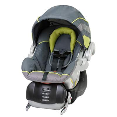 5. Baby Trend Carbon Infant Car Seat