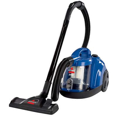 3. Bissell Zing Canister Vacuum Cleaner