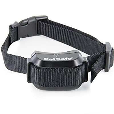6. Pet Safe Yard Max Fence Receiver Collar