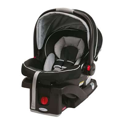 4. Graco Gotham Snug Ride Infant Car Seat