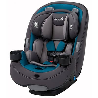 1. Safety First Grow & Go Car Seat