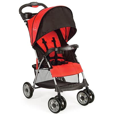 4. Kolcraft Cloud Plus Lightweight Stroller