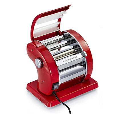 10. Ovente Revolutionary Electric Pasta Maker