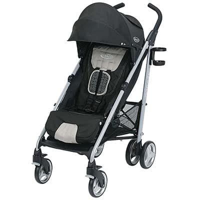 5. Graco Breaze Click Connect Stroller