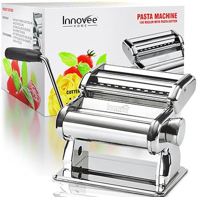 6. Innovee Home Long Life Pasta Maker