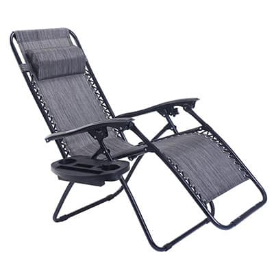 steel folding gravity zero lounge anti beach foldable product chair patio orbital chairs pool rocking category blue bellezza