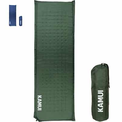 7. KAMUI Self Inflating Sleeping Pad