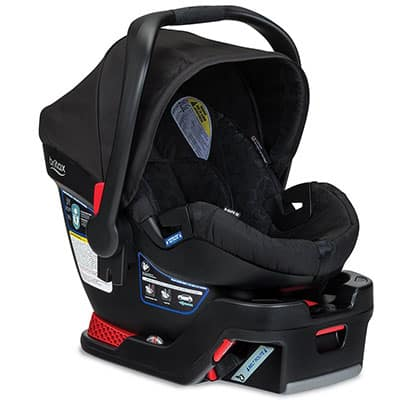 10. Britax B-Safe 35-Inch Infant Car Seat
