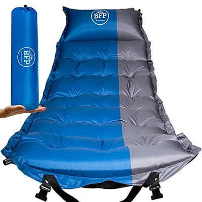 5. BFP Outdoors Self Inflating Sleeping Pad