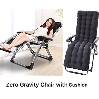7. Four Seasons Zero Gravity Lounge Chair