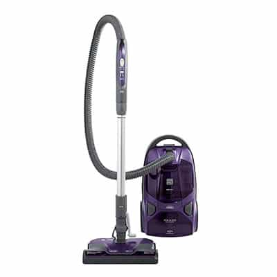 10. Kenmore 81614 Bagged Canister Vacuum