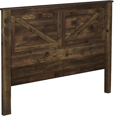 2. Ameriwood Home Queen Headboard