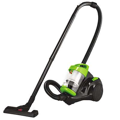 2. Bissell Zing 2156A Lightweight Canister Vacuum