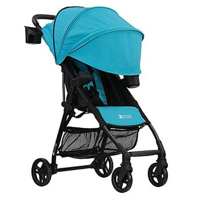 2. ZOE XL1 V2 Lightweight Umbrella Stroller