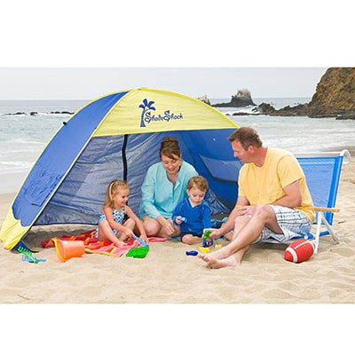 9. Shade Shack Automatic Beach Tent