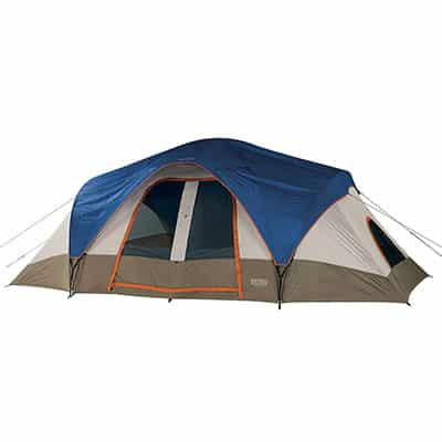 10. Wencel 9-Person Great Basin Tent