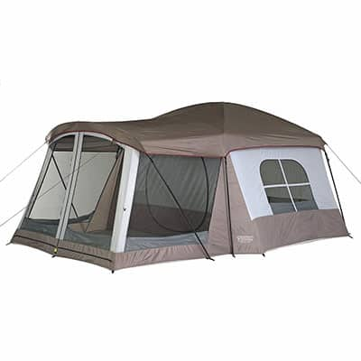 1. Wenzel 8-Person Klondike Tent