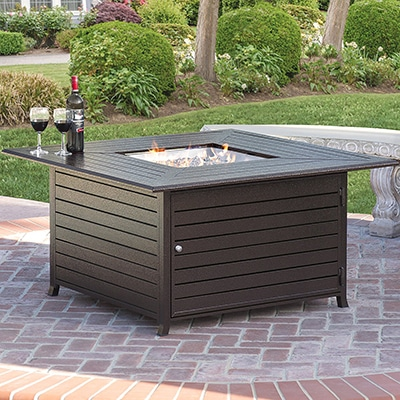 6. Best Choice Products Outdoor Fire Pit Table