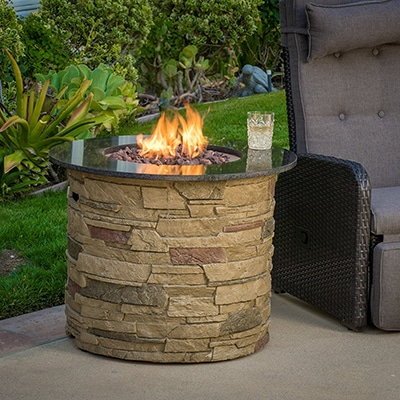 7. Great Deal Furniture Fire Table Pit