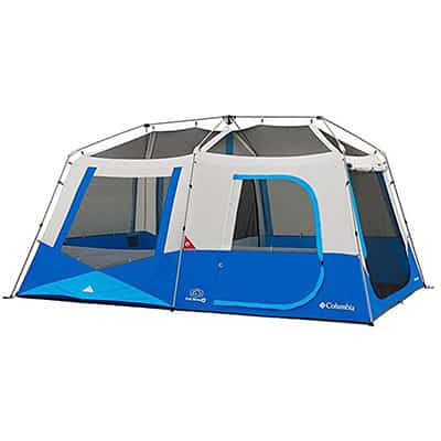 4. Columbia Sportswear Instant Tent