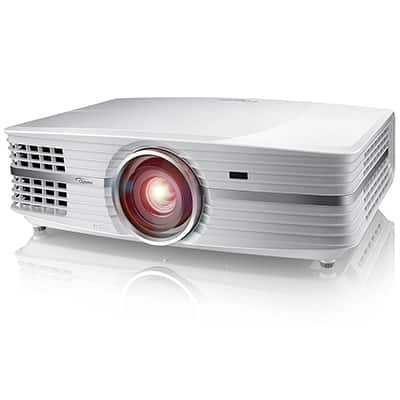 6. Optoma UHD60 4K Home Theater Projector